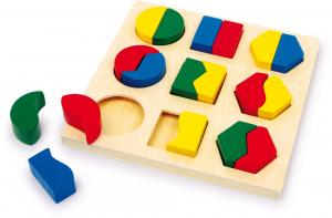 Puzzle perechi de forme [0]