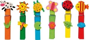 Set carlige cu diferite forme amuzante-24 de bucati5