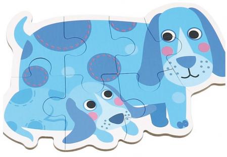 Set de 6 Puzzle-uri Animale de la ferma [3]
