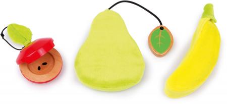 Set de instrumente din lemn Fructele Galagioase [1]