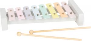 Set cadou instrumente muzicale in culori pastelate2