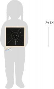 Tablita magnetica si de scris 2 in 1 [4]