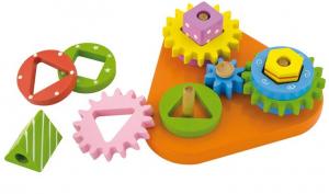 Triunghiul micului inginer, Rotite Interconectate, 14 piese0