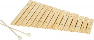 Xilofon Mare in 15 tonuri, lemn natur [0]