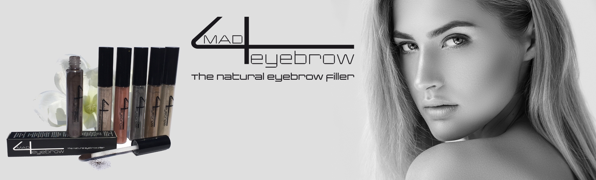 make-up sprancene Mad4eyerbrow