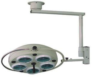 Lampa chirurgie 5 becuri halogen cu prindere in tavan, 50000 lux