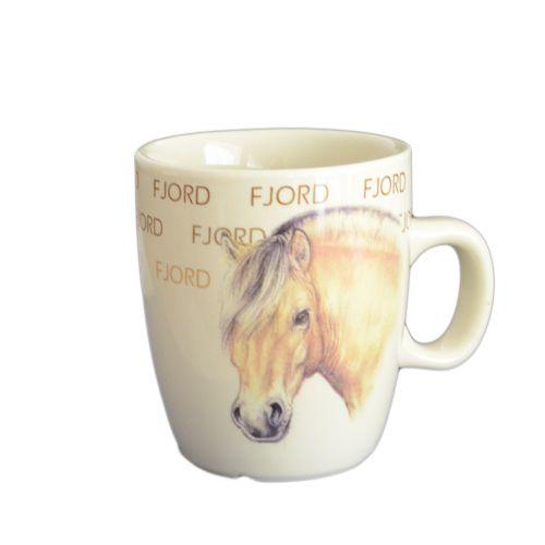 Cana Senseo Fjord Horse, 08-052 0