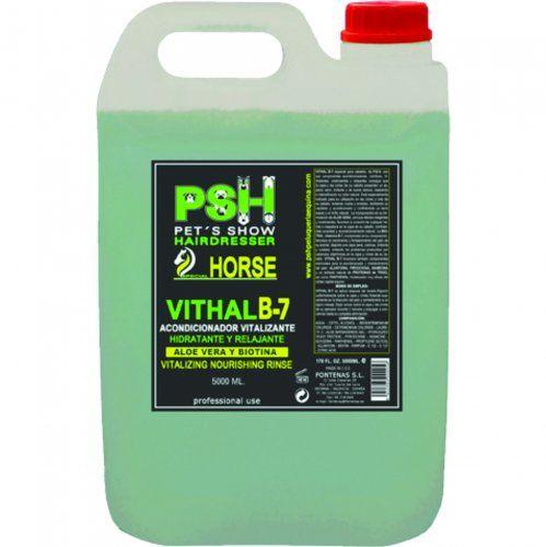 Balsam PSH pentru cai cu Aloe Vera si Biotina 5L 0