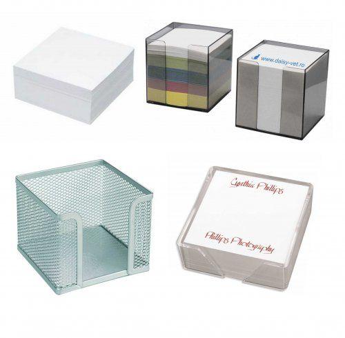Cuburi hartie personalizate 0