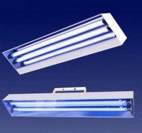 Lampa bactericida LBA 2x15W fixa, tub Philips / Osram 0
