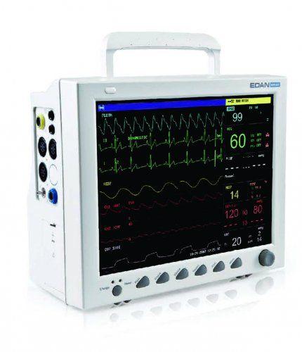 "Monitor functii vitale iM8VET, ecran LCD 12.1"" 0"