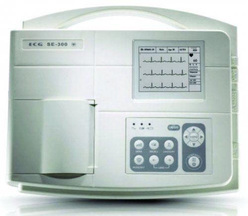 EKG uz veterinar cu 3 canale VE-300 0