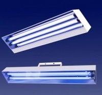 Lampa bactericida LBA 2x30W fixa, tub Philips / Osram 0