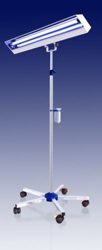 Lampa bactericida LBA 30W mobila , tub Philips / Osram
