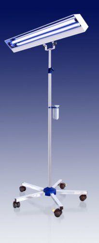Lampa bactericida LBA 55W mobila , tub Philips / Osram 0