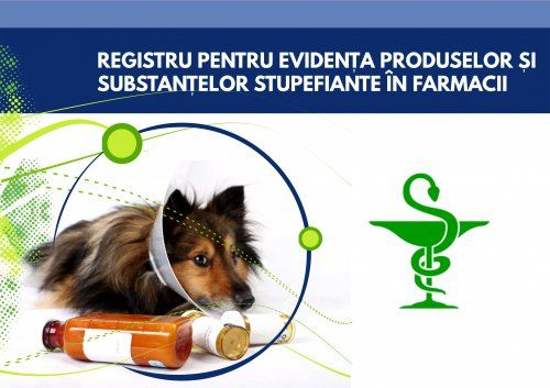 Registru evidenta substantelor toxice si stupefiante in farmacii 0