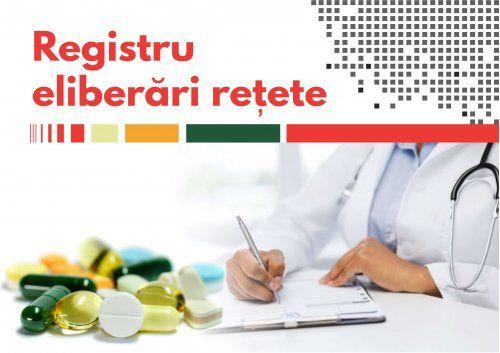 Registru eliberari retete [0]