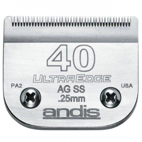 Cutit ANDIS, 0.25 mm, Size 40 [0]