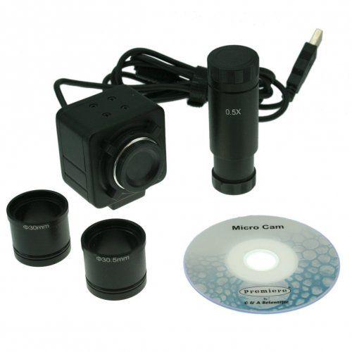 Camera Digitala pentru microscop MA89 (5 MP) 0