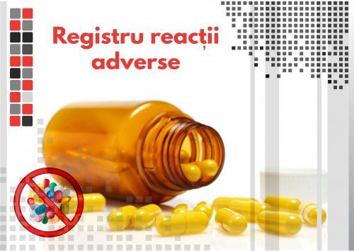 Registru reactii adverse / farmacovigilenta 0