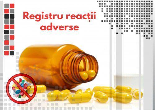Registru reactii adverse / farmacovigilenta [0]