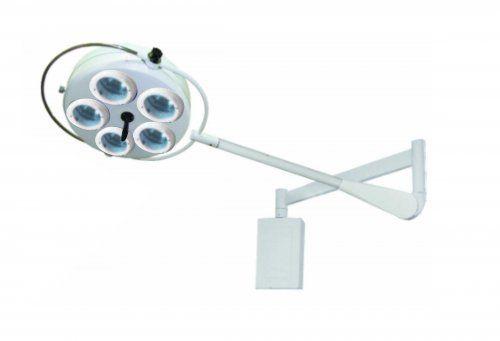 Lampa chirurgie 5 becuri halogen cu prindere in perete,50000 lux 0