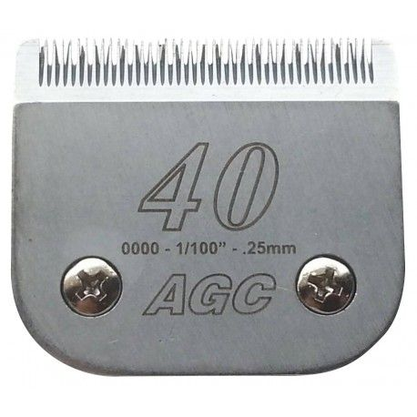 Cutit AGC CREATION 0,25mm, size 40 0