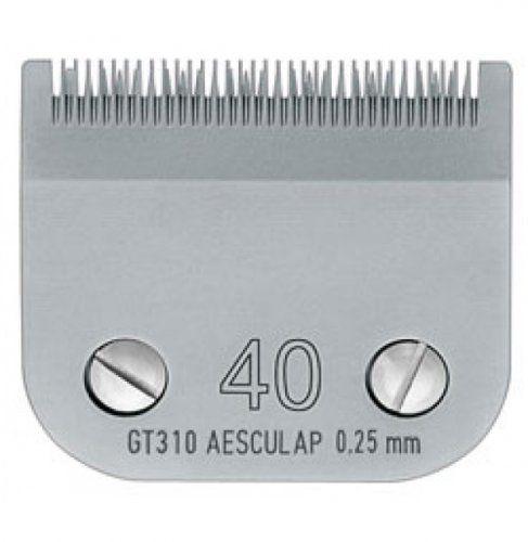 Cutit AESCULAP 0.25 mm (#40), GT310 [0]