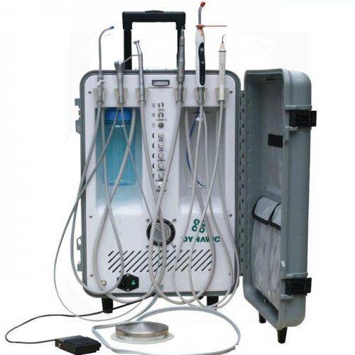 Unit dentar veterinar portabil, DU893 0