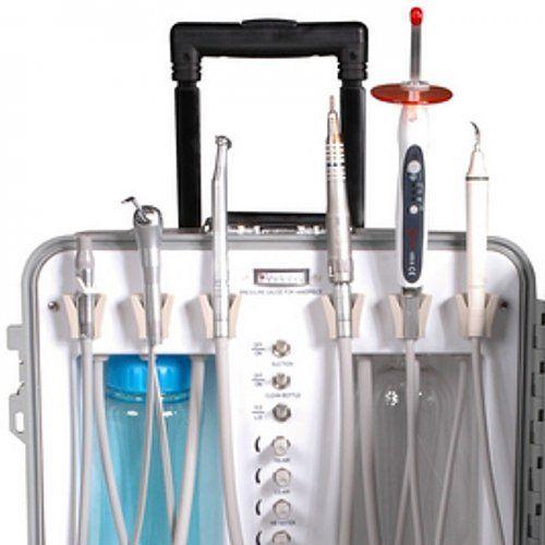 Unit dentar veterinar portabil, DU893 1