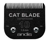 Cutit ANDIS pentru blana pisicilor, size 10, 1.5 mm [0]