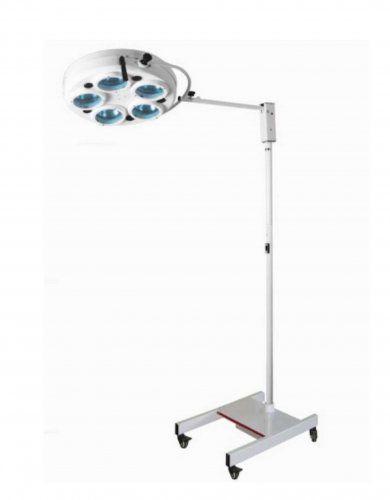 Lampa chirurgie 5 becuri halogen cu picior, 50.000 lux 0
