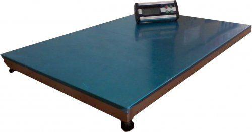 Cantar Veterinar Platforma inox C1 150 KG 50 x 50 CM 0