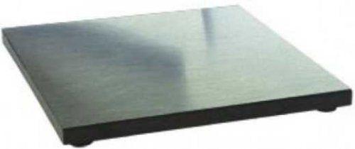Cantar Veterinar Platforma inox C1 150 KG 50 x 50 CM 1