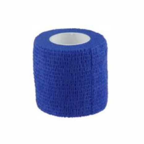 Bandaj elastic autoadeziv ALBASTRU - 5 cm [0]