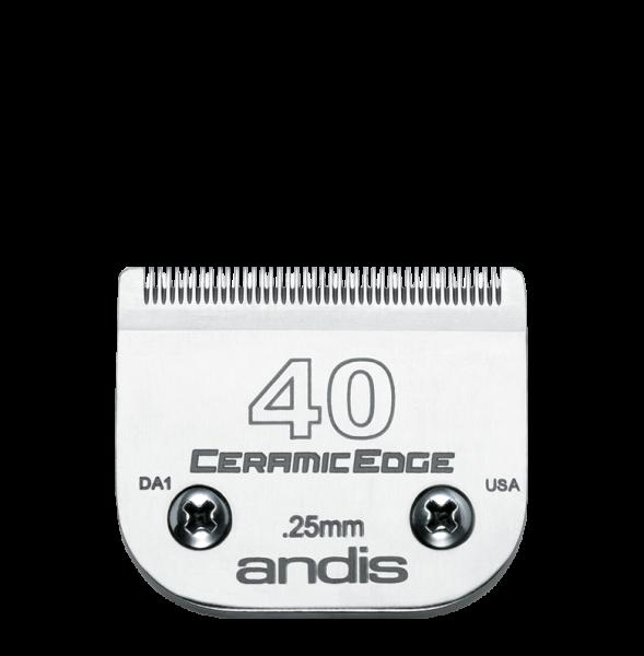 Cutit ceramic ANDIS, 0.25mm, Size 40 0