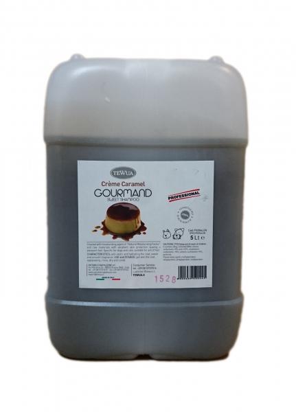 Sampon Gourmand crema caramel, 5 litri 0