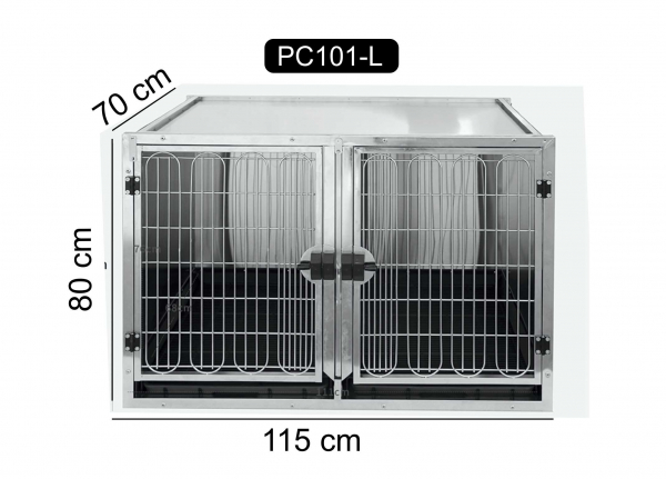 Ansamblu modular pentru internari PC-101 1