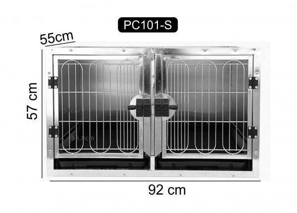Ansamblu modular pentru internari PC-101 3
