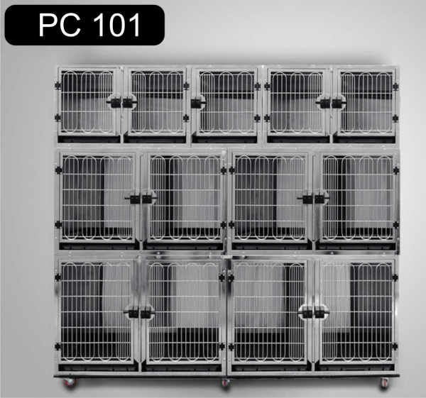 Ansamblu modular pentru internari PC-101 0