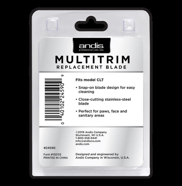 Cutit de rezerva pentru trimmer-ul Andis Multitrim, size 10, 24590 2