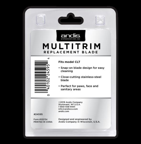 Cutit de rezerva pentru trimmer-ul Andis Multitrim, size 40, 24595 2
