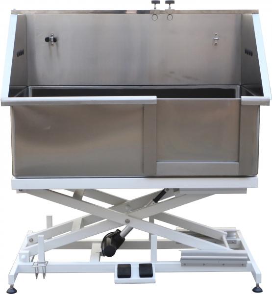 Cada electrica din inox pentru cosmetica veterinara BTS-142E [0]