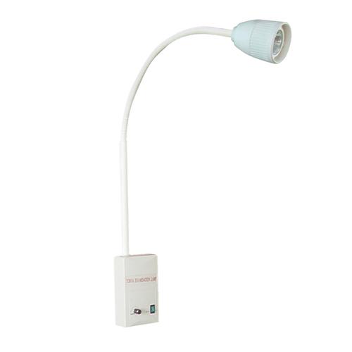 Lampă halogen pentru examinat flexibilă cu prindere în perete YD01W 0