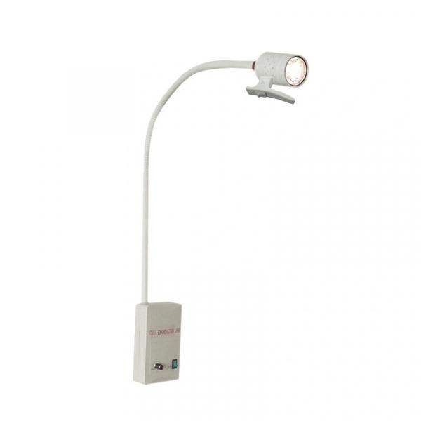 Lampă pentru examinat LED flexibilă cu prindere în perete YD01W 0