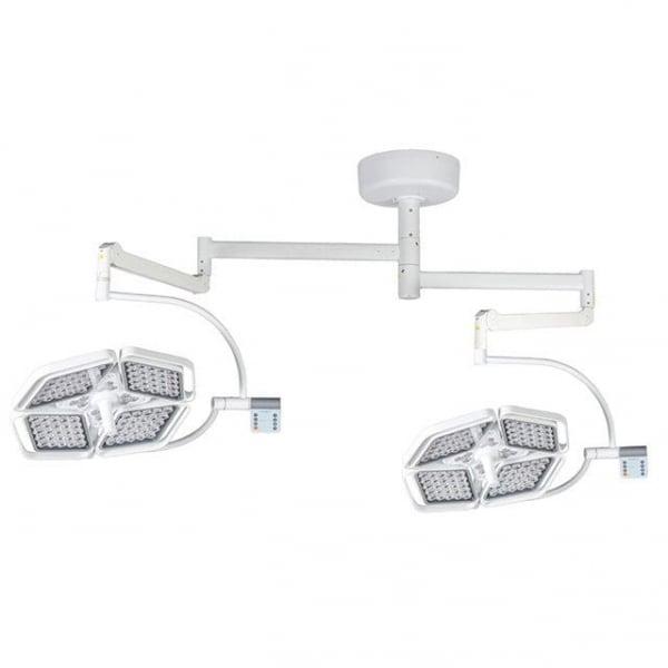 Lampă LED scialitică cu sistem de ajustare a culorii HF-L4+4C [0]