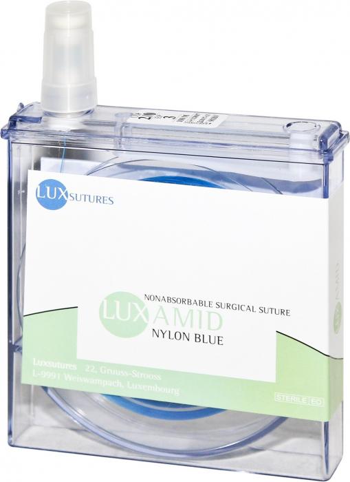 Fire de sutura Nylon (Poliamid)  MONOFILAMENT, 1,100 m(ROLA)-NY01100 [0]