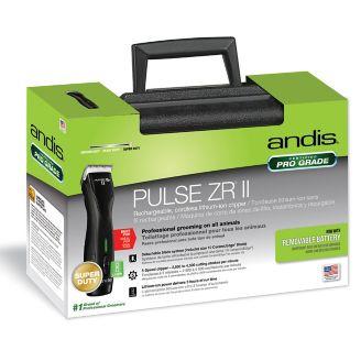 Masina de tuns profesionala, fara fir ANDIS Pulse ZR II (cutit #10), 79020 3