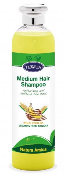 Sampon pentru par mediu cu banane 250 ml, Tewua 0