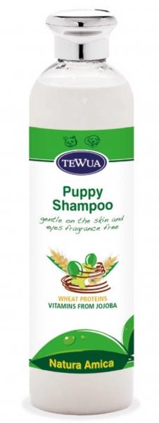 Sampon cu ulei de jojoba pentru puppy 250 ml, Tewua P51041 0